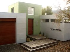 Rocio Romero LV Prefab Home Opens in Napa, California! | Inhabitat - Green Design, Innovation, Architecture, Green Building