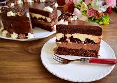 Food Cakes, Nutella, Yams, Something Sweet, Tiramisu, Cake Recipes, Ice Cream, Ethnic Recipes, Deserts