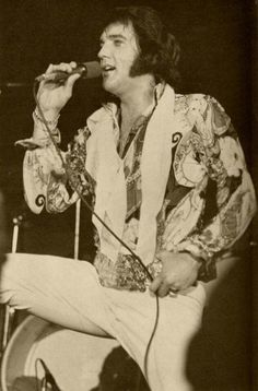 June 19,1972 - Elvis Presley in Wichita, KS
