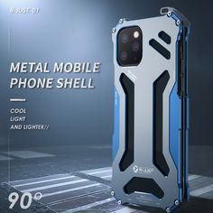 Cheap Fitted Cases, Buy Directly from China Suppliers:Oxidized Zinc Aluminum Alloy Metal Hook Case For New 2019 iPhone 11 Pro Max Hard Cover Shockproof Heat Dissipation Shell Sports Enjoy ✓Free Shipping Worldwide! ✓Limited Time Sale ✓Easy Return. Iphone 11, Apple Iphone, Iphone Cases, Aluminium Alloy, Futuristic, Shells, Smartphone, China, Free Shipping