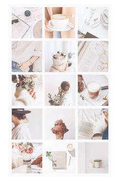 Vejo bastante gente que admira ou tem vontade de ter um Instagram com fundo branco. É o seu caso? Foi por isso que vei parar aqui? Ou só tá curioso mesmo? Hehe! Não importa, tenho certeza que vai curtir o post.  Eu entendo bem o apelo do feed com fundo branco. Inclusive por um bom tempo, o Insta do studio foi bem branquinho (vai descendo pra ver como era antes). Instagram Design, Instagram Blog, Layout Do Instagram, Fred Instagram, Best Instagram Feeds, Instagram Feed Ideas Posts, Instagram Grid, Photo Instagram, Instagram White
