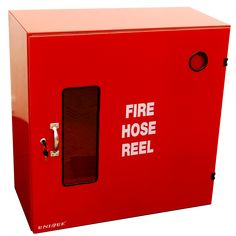 Beautiful Fire Hose Storage Cabinet