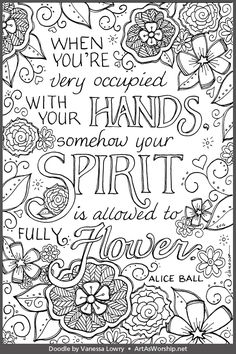 mandala coloring pages meaningful quotes - photo#24