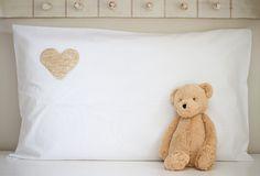 Standard Pillow Case - Stone Teddies - Gemsquash Designs
