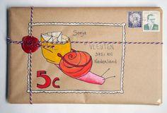Snail mail - Naomi Bulger