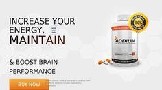 Addium Brain Supplement
