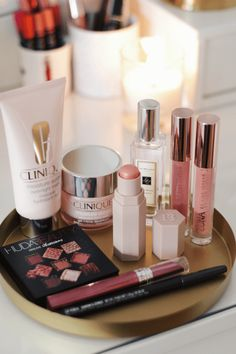 New products for the new year #makeup #beautyblogger