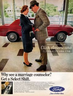 George and Martha certainly need a marriage counselor and NOT a new car - WHO'S AFRAID OF VIRGINIA WOOLF?