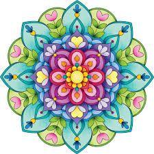 Resultado de imagen para mandala colores