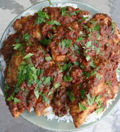 Make and share this Indian Kadai Chicken recipe from Food.com.