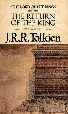 The Return Of The King, by J.R.R.Tolkien