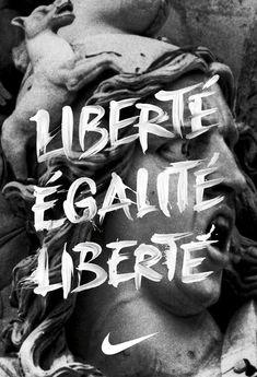 Nike France. Pierre Jeanneau - Vive le football libre. Art Director : Sébastien Pierre. www.pierrejeanneau.com