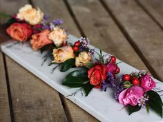 • Ditto Ditto weddings •   Let's hear it for the boys! These bright buttonholes brought some more colour to a stunning wedding this year. What a treat! Buttonholes, Florals, Our Wedding, Floral Wreath, Bring It On, Bright, Wreaths, Colour, Weddings
