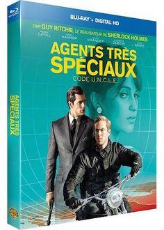 agents tres speciaux blu-ray