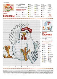 What - that's where eggs come from or Eggs come from where? Chicken Cross Stitch, Mini Cross Stitch, Cross Stitch Needles, Cross Stitch Animals, Cross Stitch Flowers, Cross Stitch Charts, Cross Stitch Designs, Counted Cross Stitch Patterns, Cross Stitching