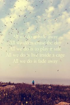 All We Do -Oh Wonder