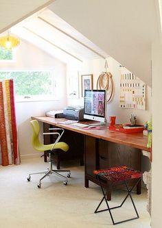Anna Maria Horner studio space