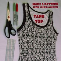 Clone your favourite tank top