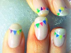 Get creative with your nails: 7 awesome nail art ideas - The Look