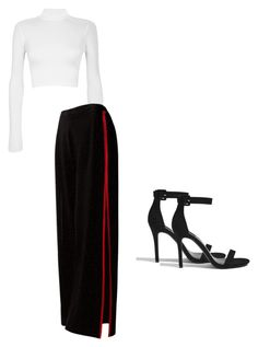 """""""Untitled #130"""" by katerinavra on Polyvore featuring WearAll, Sans Souci and Forever 21"""