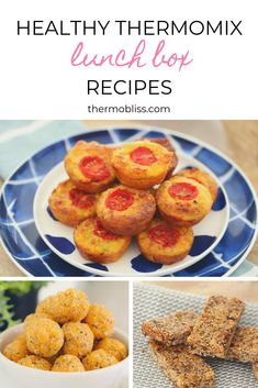 Healthy Thermomix Lunch Box recipe ideas that that are simple to make, healthier options plus will keep the kid's tastebuds happy! Choc Banana Muffins, Recipe Box, Recipe Ideas, Lunch Box Recipes, Lunch Ideas, Healthy Slice, Australian Food, Easy Party Food, Yummy Snacks