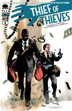 Thief of Thieves #2 Conrad Paulson has turned his back to his life as Redmond, international master criminal, in order to regain some semblance of the life he left behind. Will it be enough to reconcile with his wife? Save his son from the life? Or will it end up getting them all killed?