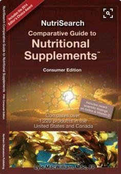 NutriSearch  Guía Comparativa de Suplementos Nutricionales estabilidadsaludable.usana.com