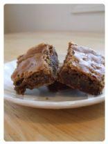 Chocolate Highlander Cookie Bar From Strawberry Shortcake Murder by Joanne Fl,uke