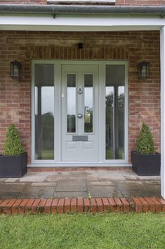 Solidor Composite Wood Door Kent Grey