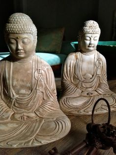 Budas en HCHD