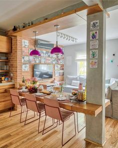 28 Elegant Decor Kitchens To Inspire Your Ego interiors homedecor interiordesign homedecortips Home Decor Kitchen, Kitchen Interior, Home Kitchens, Kitchen Design, Dinner Room, Home Renovation, Home And Living, Kitchen Remodel, Sweet Home