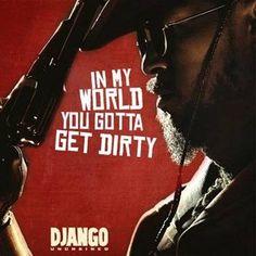 #Django #JamieFoxx #Dirty #xmas