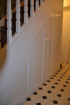 stairs cupboards - Google zoeken