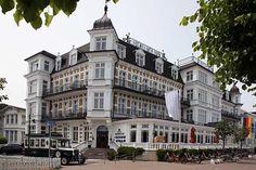 Ahlbeck - Hotel Ahlbecker Hof