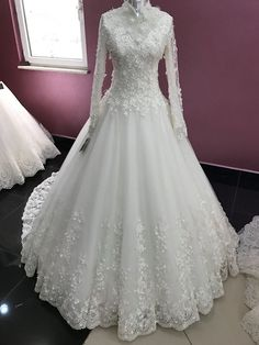 Muslim Wedding Gown, Muslimah Wedding Dress, Modest Wedding Gowns, Muslim Wedding Dresses, Muslim Brides, Wedding Party Dresses, Designer Wedding Dresses, Bridal Dresses, Muslim Couples