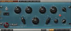 IK Multimedia Vintage Tube Program  Equalizer (Pultec EQP-1A) (pianos / vocal)