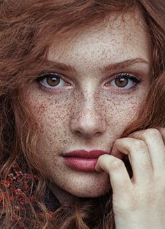 Red in Red ~ Nejla Hadzic by Maja Topčagić - for-redheads