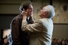 Jim Carrey and Terence Stamp in Yes Man I Movie, Movie Stars, Jim Carrey Movies, Terence Stamp, Yes Man, Star Wars, Celebrity Gallery, Self Awareness, How To Stay Motivated
