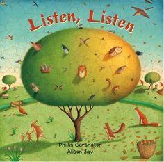 Listen, Listen-- lots of potential for music activities