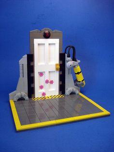 Lego masterpiece, Boo's Door