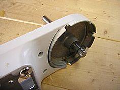 KitchenAid Mixer Repair INSTRUCTIONS Kitchen Aid Recipes, Kitchen Hacks, Kitchenaid Mixer, Kitchenaid Repair, Kitchen Aid Appliances, Kitchen Aide, Top Blenders, Diy Home Repair, Stand Mixer