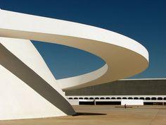 Brasília -- Museu Nacional. Brasília, DF. Brasil.