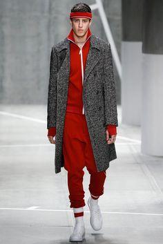 @Lacoste #Fall15 #RTW #NYFW #runway #menswear #fashion