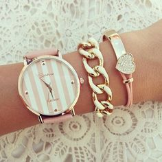 Bracelets Only $1.99 shop ,click to buy | via Tumblr