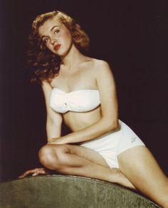 Marilyn Monroe ~ Norma Jeane Baker.