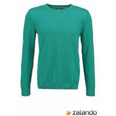 Burton Menswear London Jumper green #sweater #men #covetme