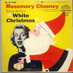 "Rosemary Clooney - ""White Christmas"""