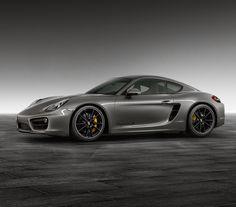 PORSCHE Cayman S (via Porsche)