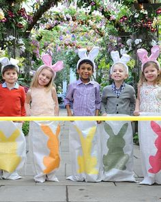 Fun Easter Games for Kids a try after the egg hunt is over!