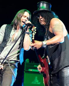 Myles Kennedy + Slash #rock #music